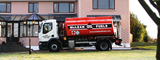 Heating Oil for Domestic Use